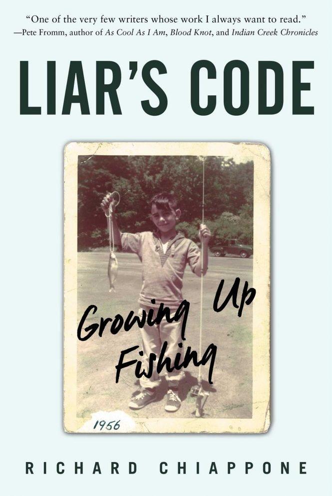 Liar's Code cover